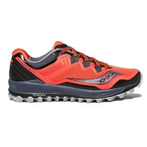 נעליים סאקוני לנשים Saucony PEREGRINE 8 - שחור/אדום