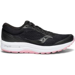 נעליים סאקוני לנשים Saucony CLARION - שחור/ורוד