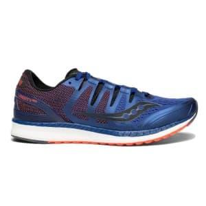 נעליים סאקוני לגברים Saucony LIBERTY ISO - כחול/שחור