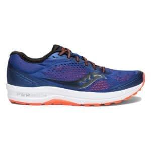 נעליים סאקוני לגברים Saucony CLARION - כחול/אדום