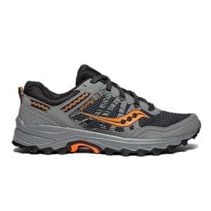 נעליים סאקוני לגברים Saucony EXCURSION TR12 - אפור/כתום