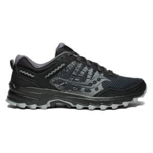 נעליים סאקוני לגברים Saucony EXCURSION TR12 - שחור/אפור
