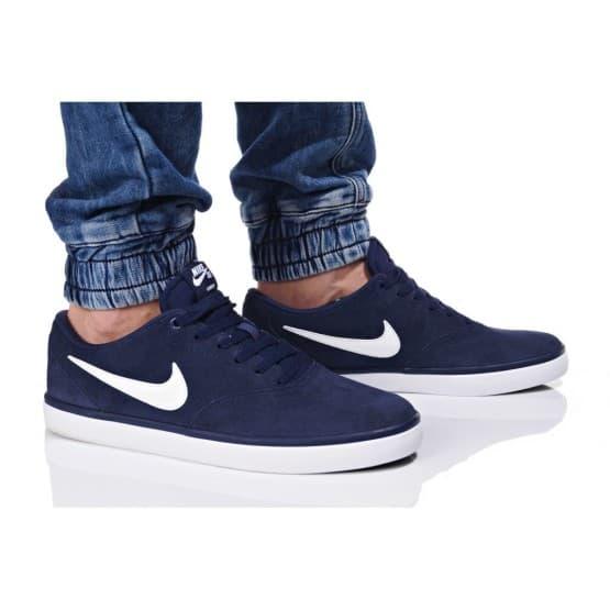 נעליים נייק לגברים Nike SB CHECK SOLAR - כחול