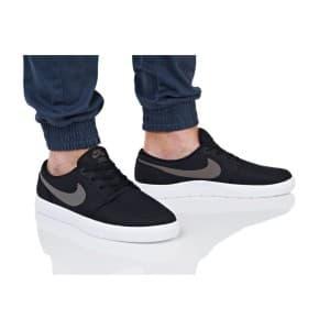 נעלי הליכה נייק לגברים Nike SB PORTMORE II ULTRALIGHT - שחור