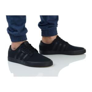 נעלי הליכה Adidas Originals לגברים Adidas Originals SEELEY - שחור מלא