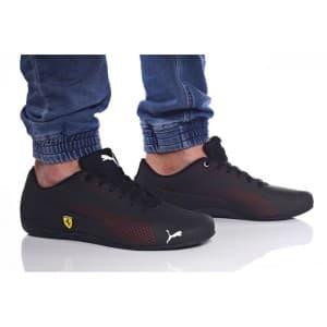 נעלי הליכה פומה לגברים PUMA SF DRIFT CAT 5 ULTRA FERRARI - שחור/אדום