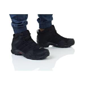 נעלי טיולים אדידס לגברים Adidas TERREX AX2R MID GTX - שחור