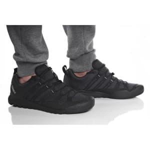 נעלי טיולים אדידס לגברים Adidas TERREX SOLO - שחור