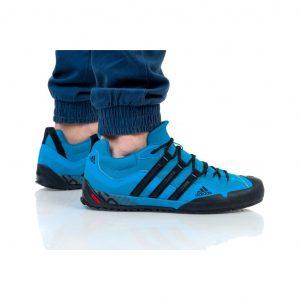 נעלי טיולים אדידס לגברים Adidas TERREX SWIFT SOLO - תכלת