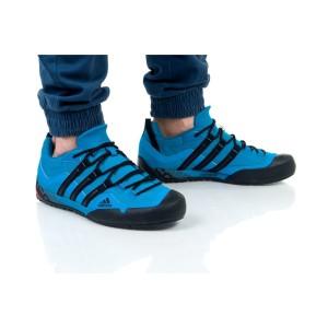 נעלי הליכה אדידס לגברים Adidas TERREX SWIFT SOLO - תכלת