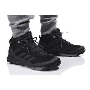 נעליים אדידס לגברים Adidas TERREX TIVID MID CP - שחור