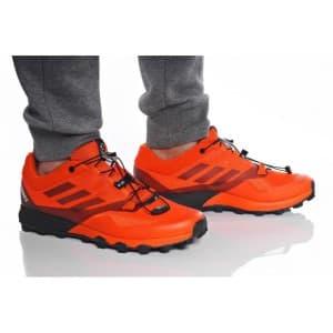 נעלי טיולים אדידס לגברים Adidas TERREX TRAILMAKER - כתום