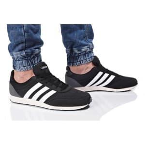 נעלי הליכה אדידס לגברים Adidas V RACER 2 - שחור/אפור