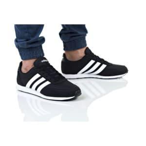 נעלי הליכה אדידס לגברים Adidas V RACER 2 - שחור/לבן