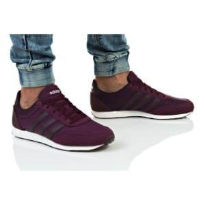 נעלי הליכה אדידס לגברים Adidas V RACER 2 - בורדו