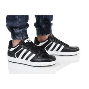 נעליים Adidas Originals לגברים Adidas Originals VARIAL LOW - שחור/לבן