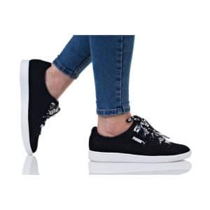 נעלי הליכה פומה לנשים PUMA VIKKY RIBBON BOLD - שחור