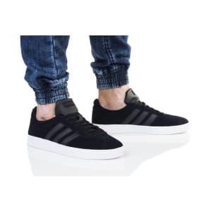 נעלי הליכה אדידס לגברים Adidas VL COURT 2 - שחור/אפור