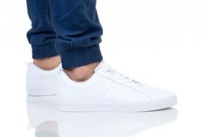 נעלי סניקרס אדידס לגברים Adidas VS PACE - לבן