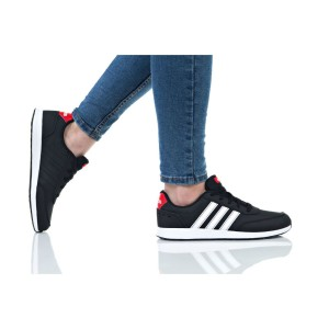 נעלי הליכה אדידס לנשים Adidas VS SWITCH 2 K - שחור/אדום