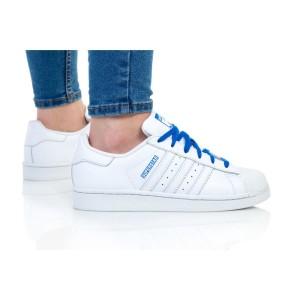 נעלי הליכה Adidas Originals לנשים Adidas Originals SUPERSTAR J - לבן מלא
