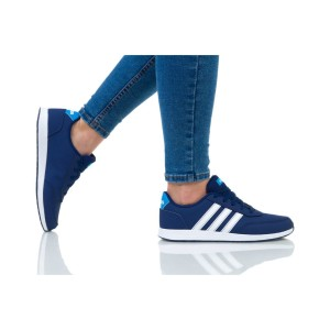 נעלי הליכה אדידס לנשים Adidas VS SWITCH 2 K - כחול/לבן