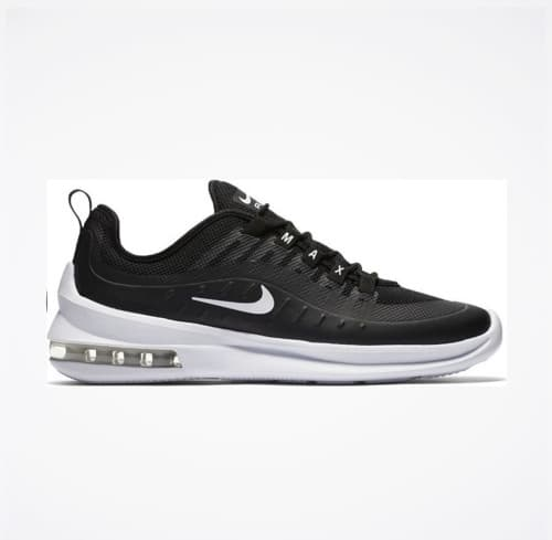 נעלי הליכה נייק לגברים Nike AIR MAX AXIS - שחור/לבן