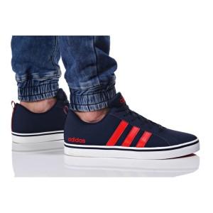 נעלי סניקרס אדידס לגברים Adidas VS PACE - כחול/אדום