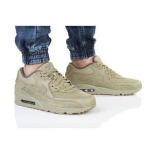 נעליים נייק לגברים Nike AIR MAX 90 PREMIUM - חאקי