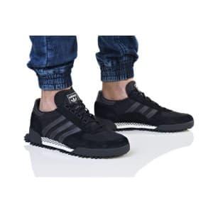 נעלי הליכה אדידס לגברים Adidas MARATHON TR - אפור/שחור