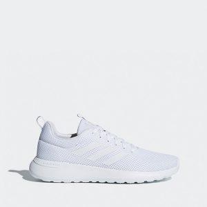 נעלי ריצה אדידס לגברים Adidas LITE RACER CLN - לבן מלא