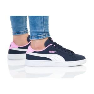 נעלי הליכה פומה לנשים PUMA SMASH V2 BUCK JR - ורוד/כחול