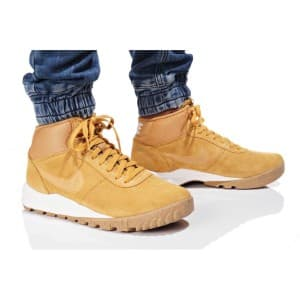 נעליים נייק לגברים Nike HOODLAND SUEDE - חום