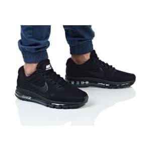 נעלי הליכה נייק לגברים Nike AIR MAX 2017 - שחור