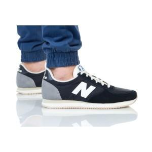 נעליים ניו באלאנס לגברים New Balance U220 - אפור/שחור
