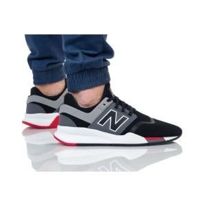 נעלי הליכה ניו באלאנס לגברים New Balance MS247 - אפור/שחור