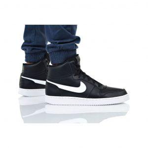 נעליים נייק לגברים Nike EBERNON MID - שחור