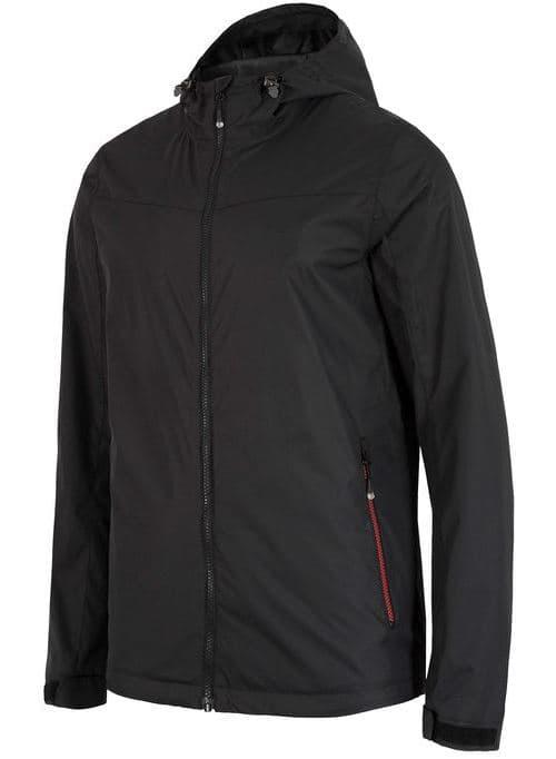 בגדי חורף פור אף לגברים 4F KUM002 - שחור