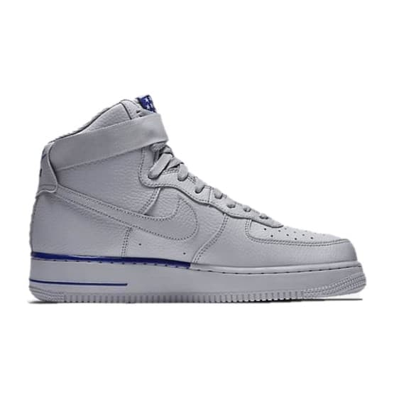נעלי כדורסל נייק לגברים Nike Air Force 1 High - אפור