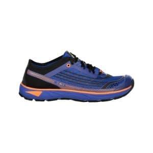 נעלי ריצת שטח סמפ לגברים CMP Libre - כחול/כתום