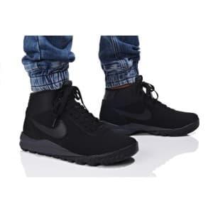 נעליים נייק לגברים Nike HOODLAND SUEDE - שחור