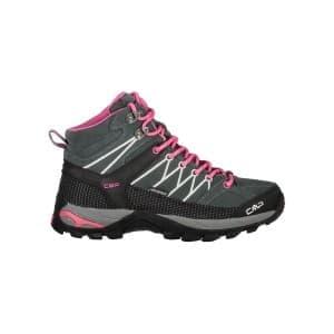 נעלי טיולים סמפ לנשים CMP Rigel mid - אפור/ורוד