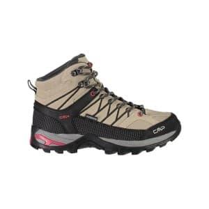 נעלי טיולים סמפ לנשים CMP Rigel mid - בז'
