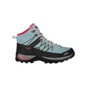 נעלי טיולים סמפ לנשים CMP Rigel mid - תכלת