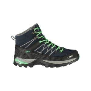 נעלי טיולים סמפ לנשים CMP Rigel mid - כחול/ירוק