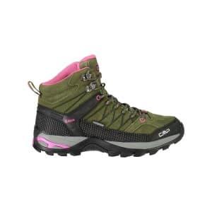 נעלי טיולים סמפ לנשים CMP Rigel mid - ירוק
