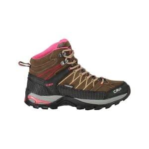 נעלי טיולים סמפ לנשים CMP Rigel mid - חום