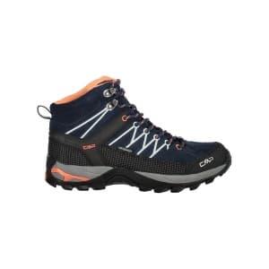 נעלי טיולים סמפ לנשים CMP Rigel mid - כחול/כתום