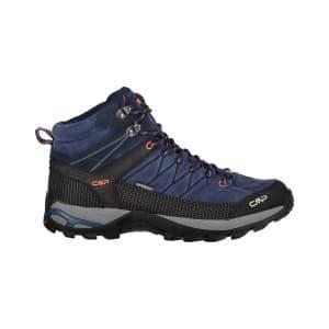 נעלי טיולים סמפ לגברים CMP Rigel mid - כחול