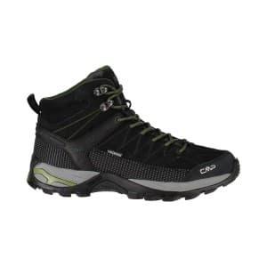 נעלי טיולים סמפ לגברים CMP Rigel mid - ירוק כהה